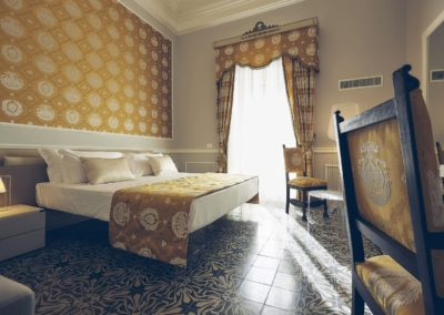 Hotel in the historic center of Catania Suite Agrúmia